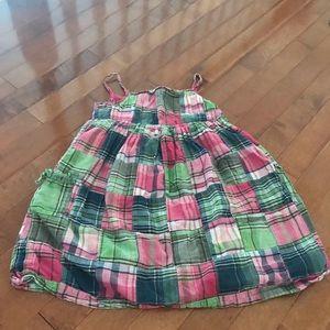 Gap patch dress. Kid size 4T